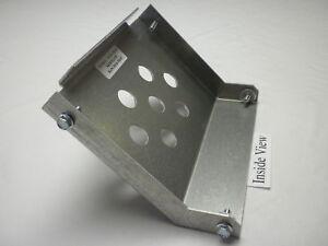Honda Rancher 350-03 Small Skid Plate- Aluminum