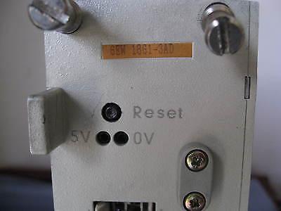 Seimens Power Supply 230vac 5vdc 15amp 15vdc 0.5amp
