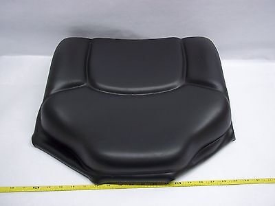 923898 Clark Forklift Seat Cushion Back New Style Fits Clark Gpx230 And Others