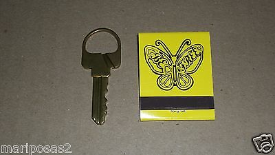 "BRASS ""KEY"" ROACH CLIPS HOLDERS ALIGATOR CLIP PAPER HOLDER *BEST STUFF"