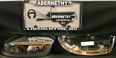 17800560 GM Chrome Outside Mirror Replacement Covers for Full Size Truck & Suv's