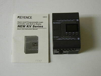 Keyence Kv-16at New Programmable Logic Controller Kv16at