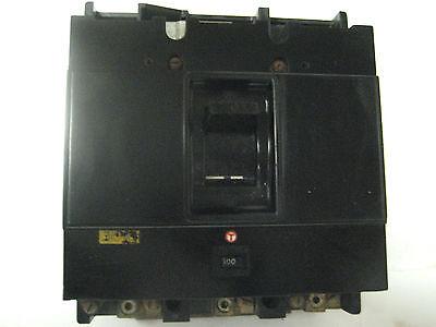 General Utility Circuit Breaker 100 Amp 3 Pole Frame Atfa32000  F-86