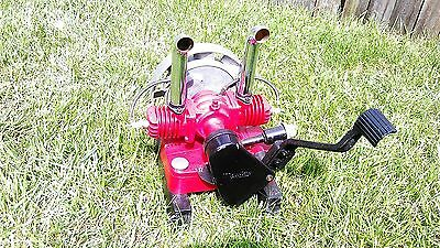 Maytaghot Rod Gas Engine 72 Twin Hit Miss Ice Cream Machine Restored Wspark