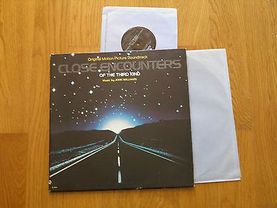 John Williams – Close Encounters Of The Third Kind LP SOUNDTRACK+ 7'' SINGLE