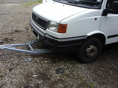 3.5t SOLO SINGLE PERSON USE VEHICLE RECOVERY A FRAME TOWING DOLLY TRAILER AFRAME
