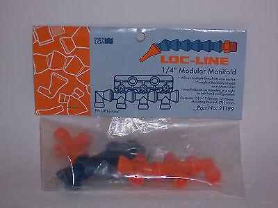 Loc-line 14 Hose Modular Manifold 21199 New