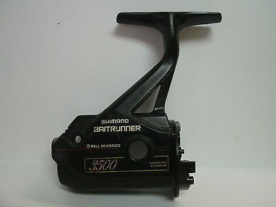 1 Shimano Baitrunner 3500A 3500B Oscillating Slider Retainer Part # RD 0389