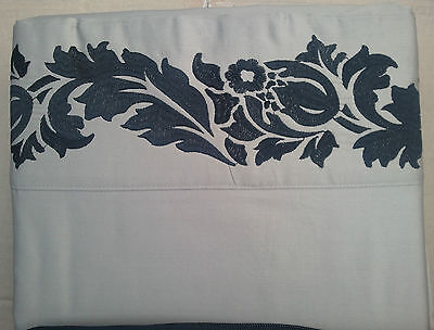 J. QUEEN NY FAIRMONT Queen SHEET Pillowcases 4PC Set Black Gold/Taupe ()
