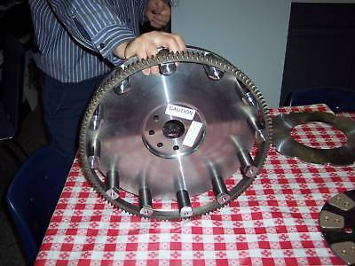 Ih International Farmall Tractor Pulling Triple Disc Clutch And Flywheel Sfi