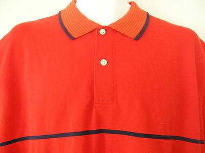 Classic Nwt Nautica Jeans Polo Dress Shirt Top Golf Mens Sz Xl
