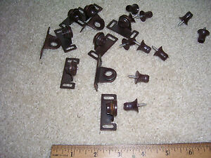 RV cabinet latch, 8 pieces total