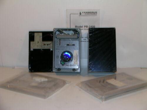 CERBERUS PYROTRONICS SIEMENS PB-2400 Linear Beam Smoke Detector **NEW**