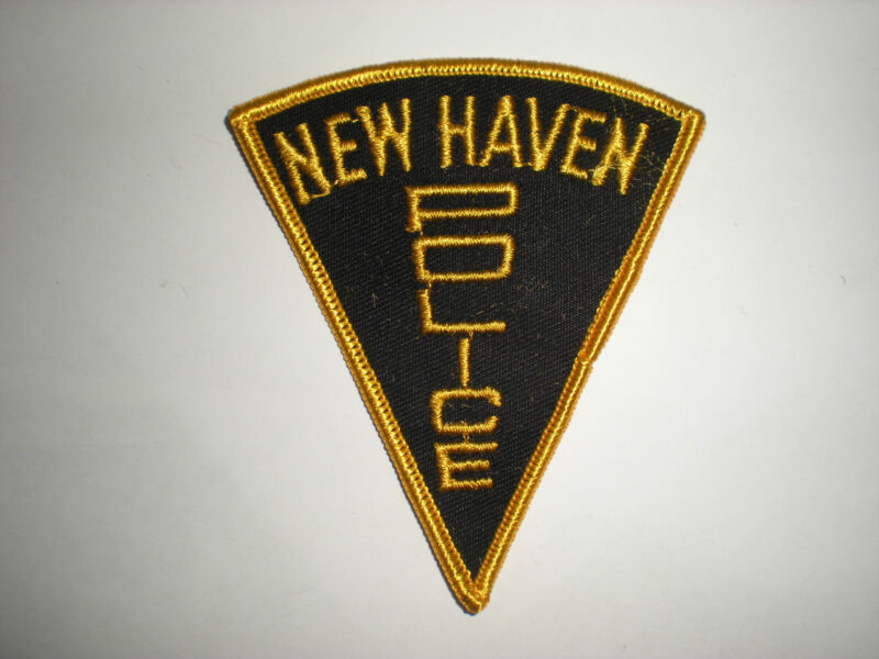 NEW HAVEN, PENNSYLVANIA POLICE DEPARTMENT PATCH