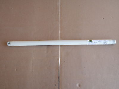 Hunter Fans Hunter 28931 Satin White Single Thread Downrods All Weather 24