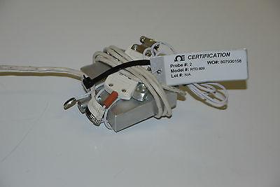 Omega Rtd-809 Temperature Sensor Probe