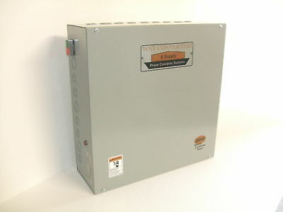 20 Hp Phase Converters Control Panel Converter Rotary Rp20 Made In Usa