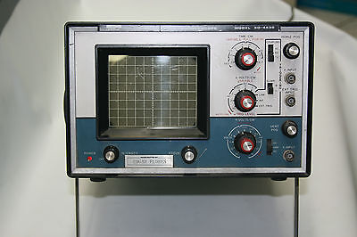Heathkit Single Trace Oscilloscope So-4530