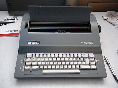 Refurb Smith Corona Deville 125 Spell Right Ii Dictionary Typewritercase Wwar