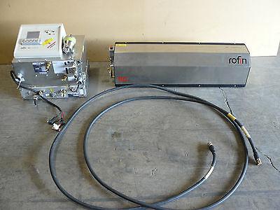 Rofin Sinar Scx10hp10.6l Laser System Scx10 Sealed Co2 Slab Laser Sc1dc48