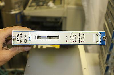Canberra Icb Hvps 9645 Nim Bin Module High Voltage Power Supply