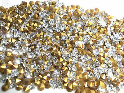 Swarovski vintage 48 chatons pp16 crystal