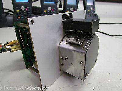 Sanyo Denki Cnc Tape Reader 2701b-1 Hitachi Seiki Program Dnc Feed Input Io Dot