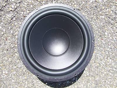 Dynaudio 15W75 17W75 19W38 20W75 u.a. Bass Sickenreparatur Original Gummisicke