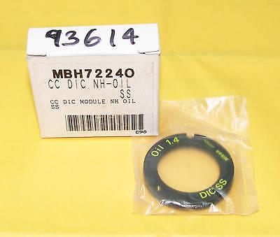 New Nikon Cc Dic-nh-ss Microscope Condenser Module Oil