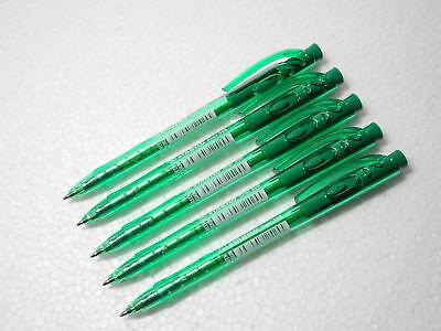 20 Pcs Stabilo 308 Ball Point Pen Medium Point Green Inkmalaysia