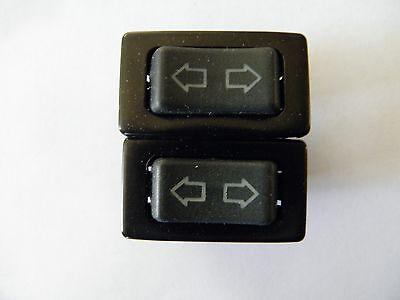 Typ Power Door Lock (TWO POWER WINDOW DOOR LOCK ILLUMINATED ARROW ROCKER SWITCHES UNIVERSAL TYPE )