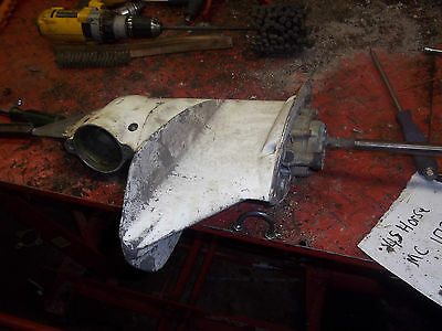 Mccullough 45 Boat Motor 1826 Lower Unit I Have More Parts For This Motor