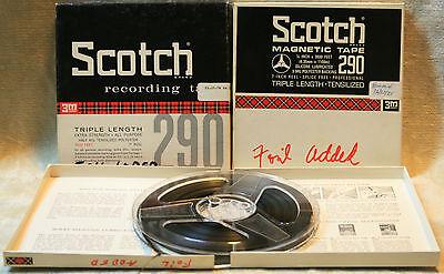 Wtop Logging 1 4 Inch Tape 7  Reel Mid 1970S Recordings Washington Dc History