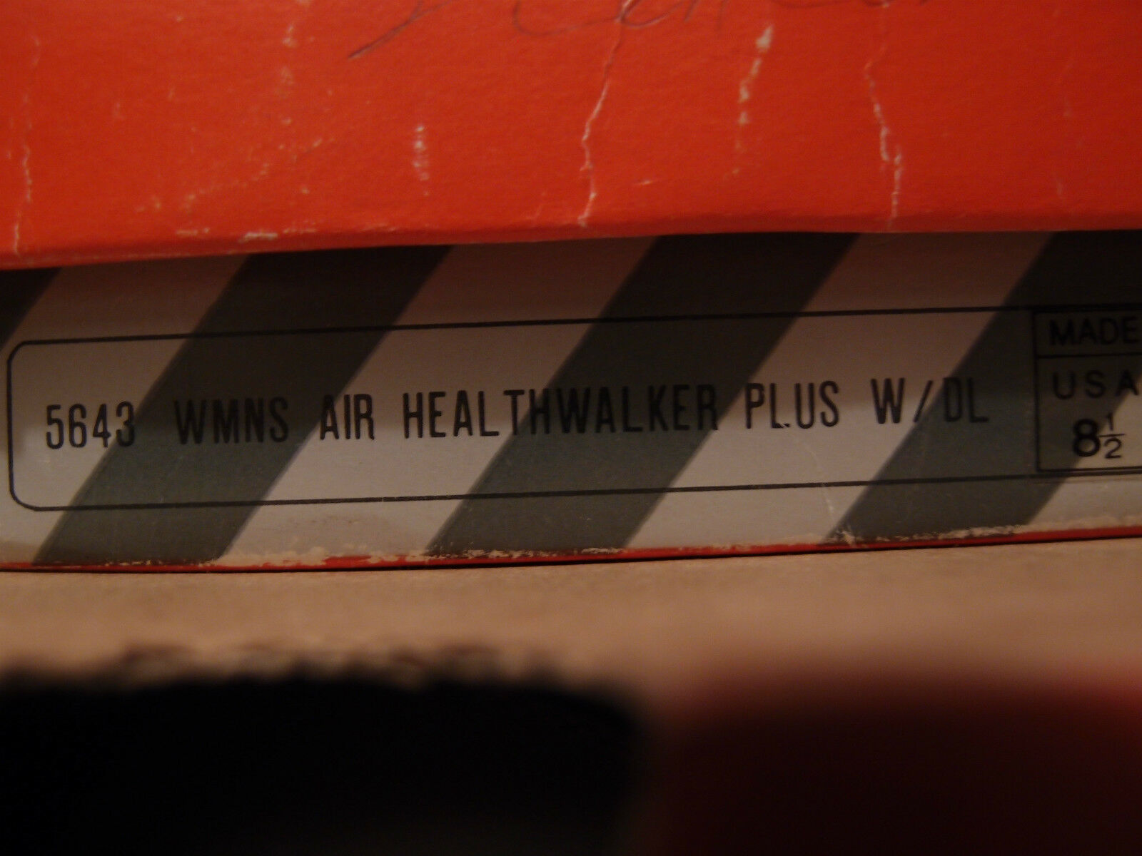 Nike Vintage OG DS Healthwalker;Cortez Pegasus Icarus Air Max 1989 93 95 97 180