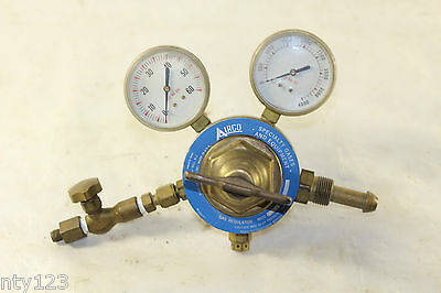 Victor Equipment Co. Sr 250 C Compressed Airco Gas Regulator Model13-40