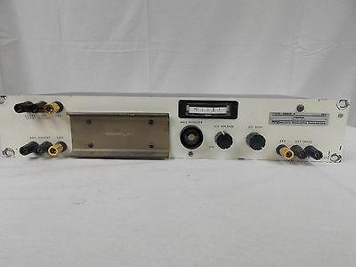 Esi Ac Null Detector Generator Model 860a