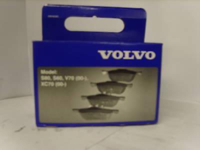 Volvo Front Brake Pads Genuine S60/V70/S80 2001-2007
