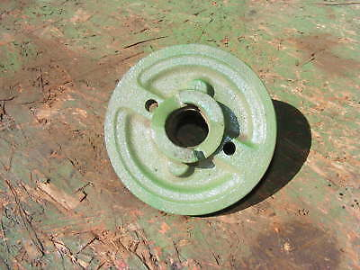 Antique John Deere 420 430 440 Tractor Front Pulley Farmerjohnsparts