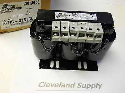 Acme Transformer Alrc-016tbc Ac Line Reactor 3ph 600v New Condition In Box