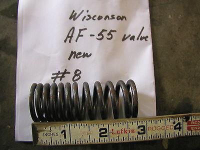 Wisconsin Af-55 Valve Spring New