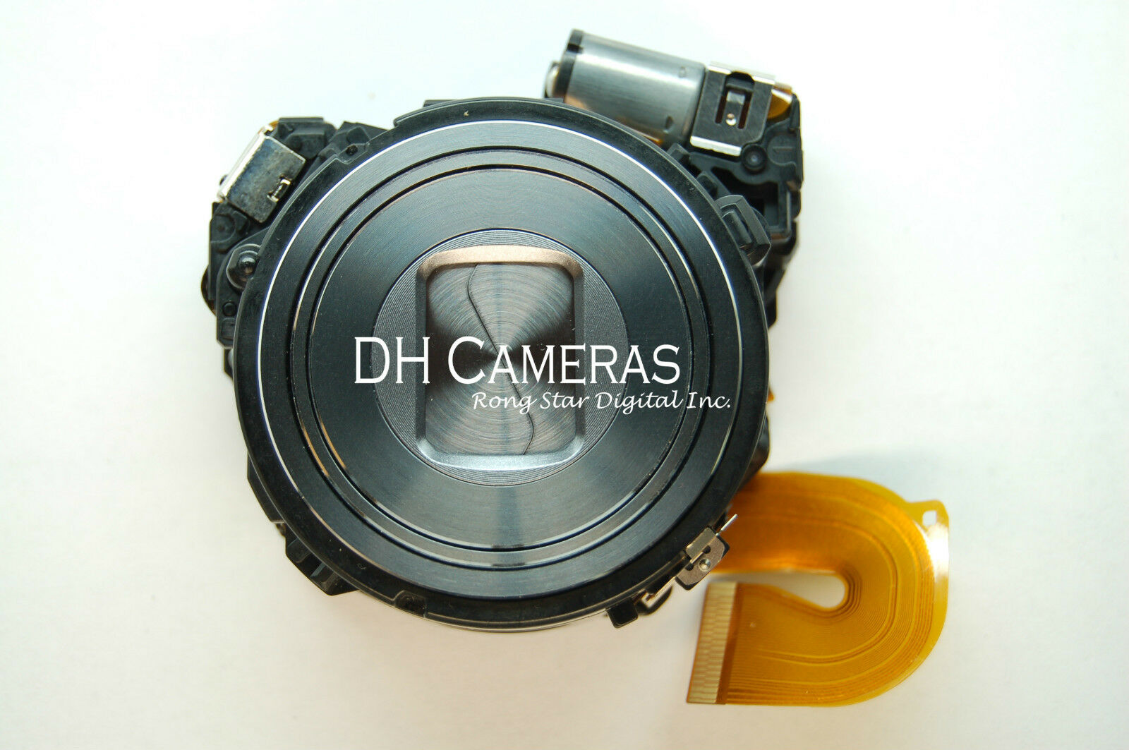 DHcamera Shutter Release Button Repair Part for Sony DSC-H5