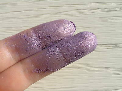 1 OZ PURPLE ASTER HUE MICA PIGMENT FOR SOAP COSMETICS  1 Oz Purple Makeup