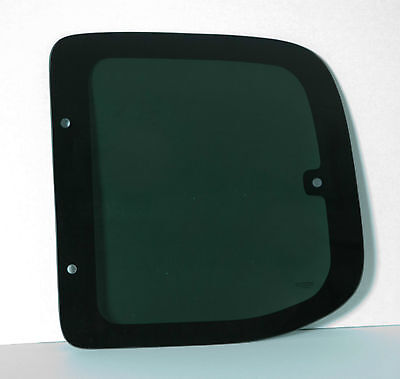 Fits 2000-2006 Toyota Tundra Quarter Glass Driver Side (2 Door Extended Cab)