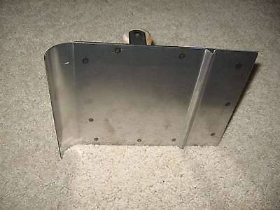 Stainless Steel Edgergroover 34 Radius - Concrete Tool Made In The Usa
