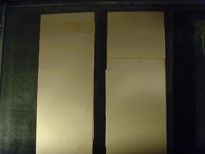 10 Pcs Copper Clad Circuit Board Laminate Pcb Fr-4 1 Oz. 4 X 6 Double Sided