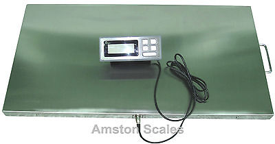 38 X 20 700 X 0.2 Lb Super Heavy Duty Digital Postal Shipping Receiving Scale