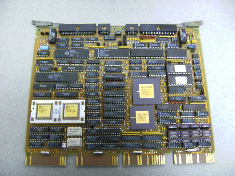 M7616 BOARD KXJ11-CA QBUS CPU WITH ON BOARD 512KB MEMORY