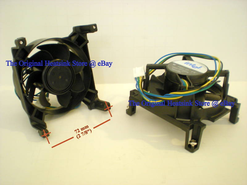 5100 5300 Series Heatsink New Intel Xeon Fan 12 V DC for Socket J LGA771 5000