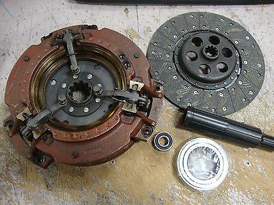 175 177 180 Massey Ferguson Tractor 11 10 Spline Double Clutch Kit
