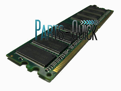 - 1GB DDR PC2100 266MHz Non-ECC DIMM Memory eMachines 410 590 790 8220 8230 RAM